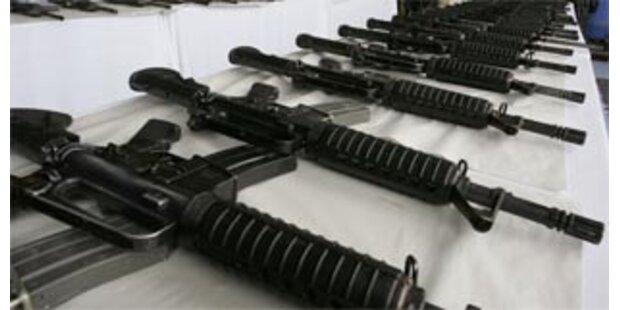 Waffenrecht in Washington soll gelockert werden