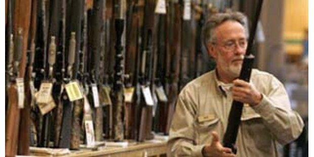 Drei Viertel aller Schusswaffen gehören Privaten