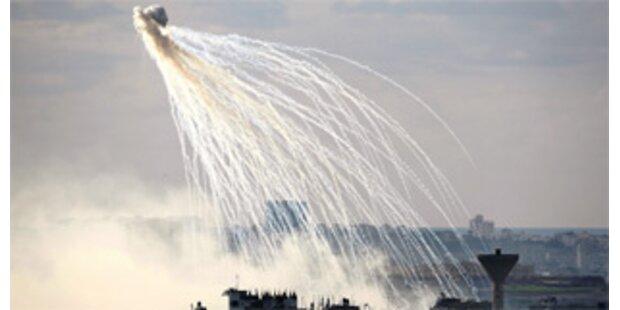 Irak ächtet chemische Waffen