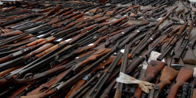 400 Mrd Dollar für Waffen ausgegeben