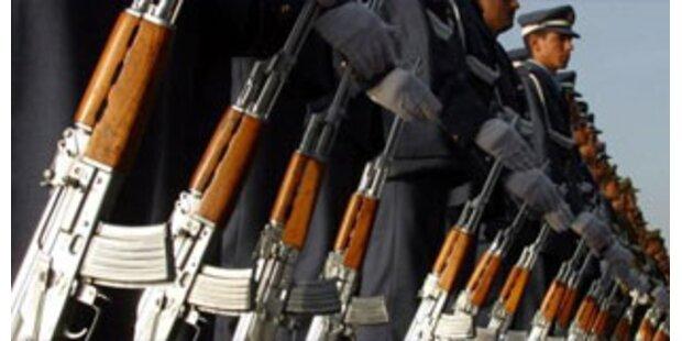 Irak bestellt Waffen in China