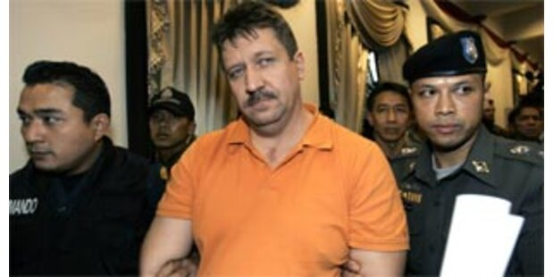 Russischem Waffenhändler Bout wird Prozess gemacht