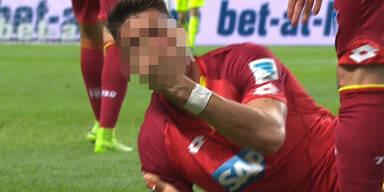 Wagners Finger schockt deutsche Bundesliga