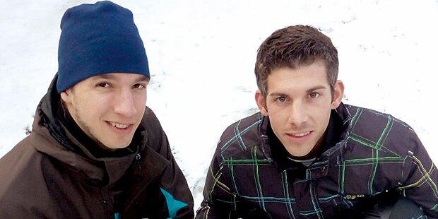 16.000 € auf Ski-Piste: Finder geben Geld zurück