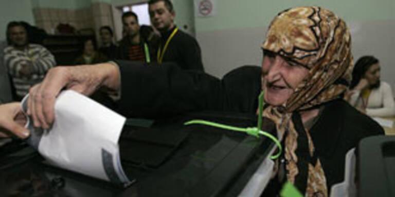 Geringe Wahlbeteiligung auch am Nachmittag