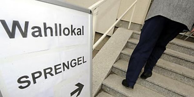 Gemeinderatswahlen: ÖVP siegt überall
