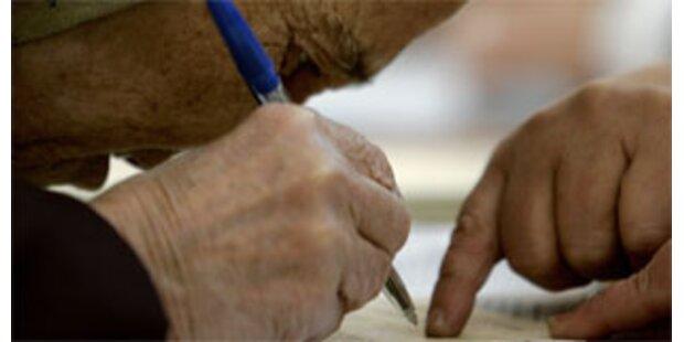 Polizistin bewachte Wahldokumente - erschossen
