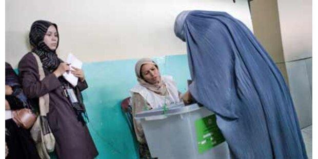 Über 50 Tote bei Wahl in Afghanistan