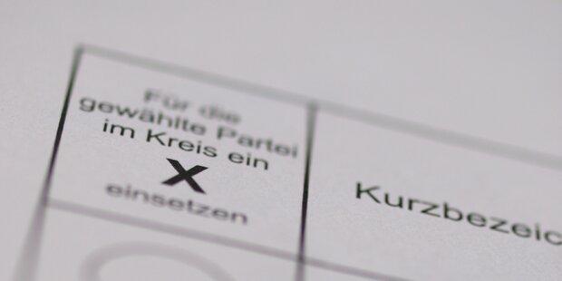 Darf mein Wahlzettel ein Papierflieger sein?