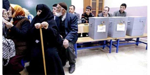 Sechs Tote bei türkischen Kommunalwahlen