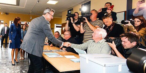 Aufstand der 60.000 Wahl-Beisitzer