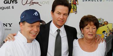 Wahlberg-Brüder Mark und Paul trauern um ihre Mutter