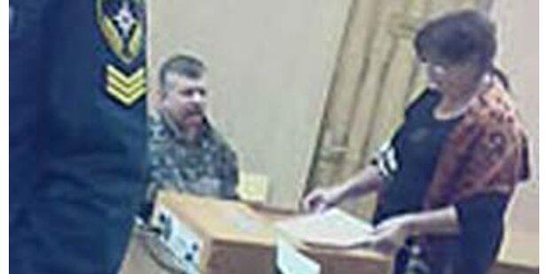 Video zeigt Wahlbetrug in Russland