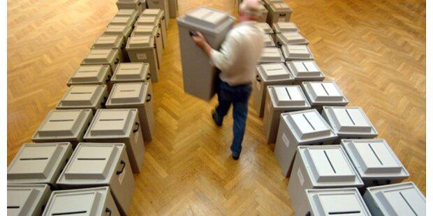 Florida kehrt 2008 zur Papierwahl zurück
