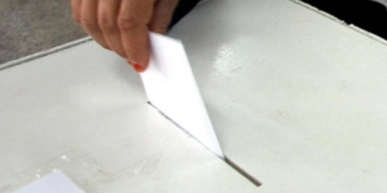 "Wahlbeteiligung am 1. Tag ""erfreulich"""