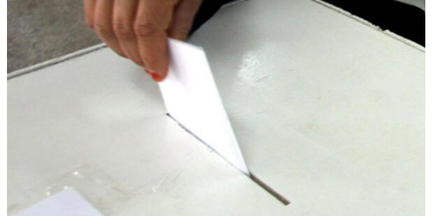 Wien-Wahl: Sechs Parteien treten an