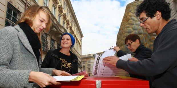 Wähler verschenkten Stimmrecht