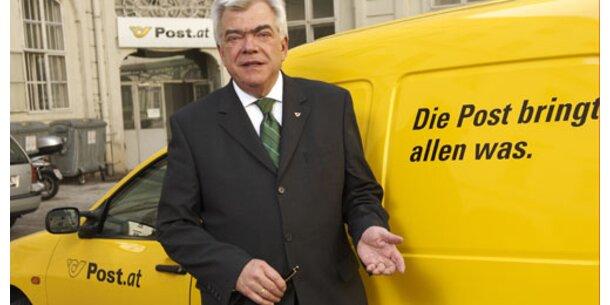 Post-General Anton Wais will Jobabbau überdenken