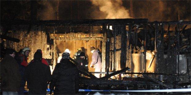 8 Kinder sterben bei Brand in Waisenhaus