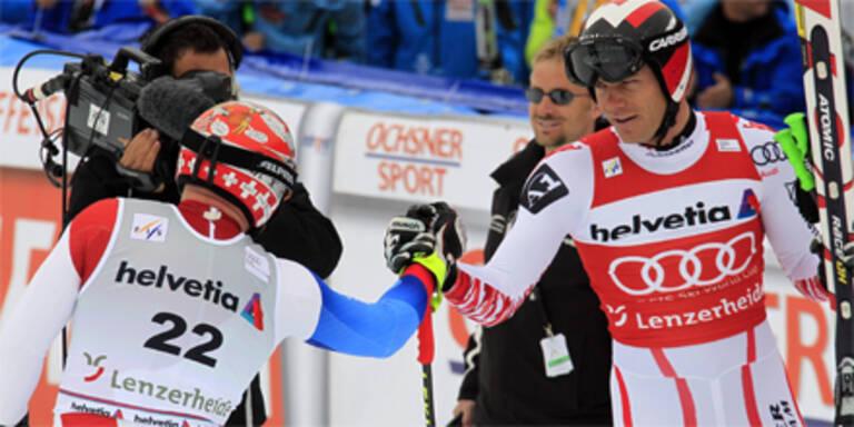 Walchhofer verliert Abfahrtsweltcup