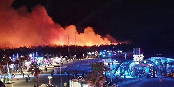 Brände In Kroatien Aktuell
