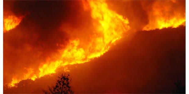 Neuer Waldbrand in Kalifornien