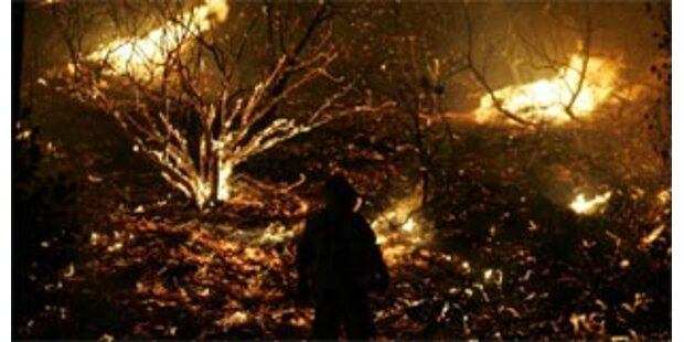 Fünf Männer wegen Brandstiftung in USA angeklagt