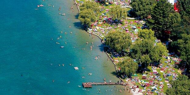 1 Mio. Österreicher fliehen ins Wasser