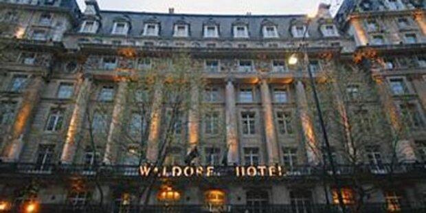 Blutige S&M-Orgie in Nobel-Hotel