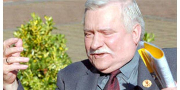 War Lech Walesa ein Spitzel für Kommunisten?