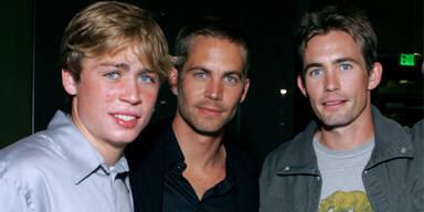 Paul, Caleb und Cody Walker