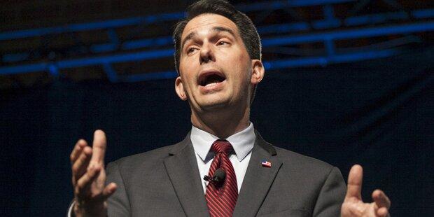 Walker zieht Kandidatur zurück