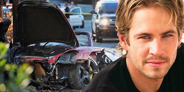 Schock-Details zum Unfall-Tod von Paul Walker