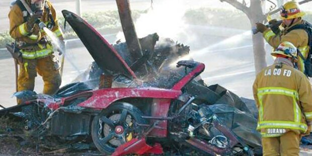 Walker: Illegales Rennen vor Crash?
