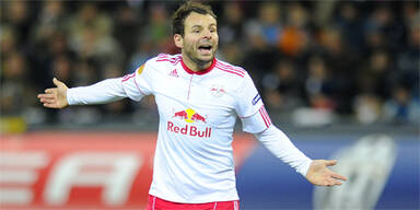 Roman Wallner Red Bull Salzburg