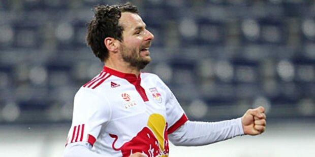 Roman Wallner wechselt zu RB Leibzig