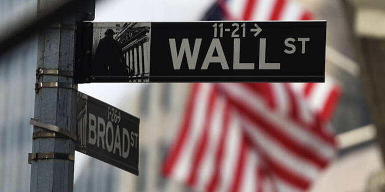 Wall Street schließt mit Gewinnen