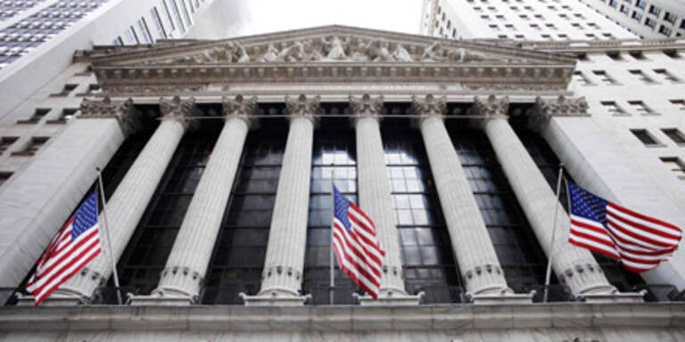 US-Börsen im Verlauf mit Kursgewinnen