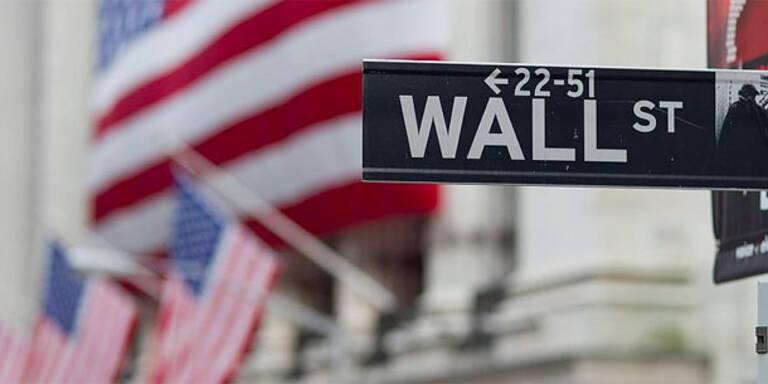 US-Börsen schließen im Minus