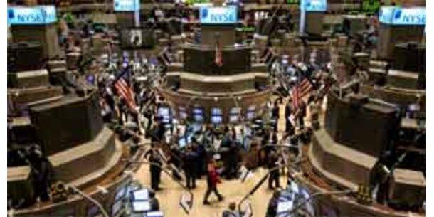 Wall Street streicht 34.000 Arbeitsplätze