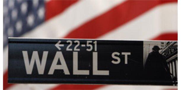 Dow Jones rutscht auf neues Jahrestief