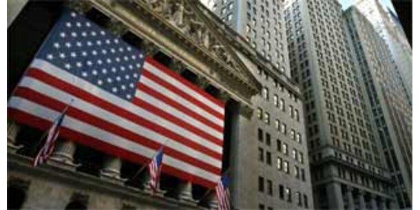 Dow Jones beendet dramatische Wocher tiefer