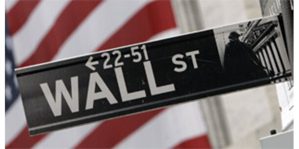 Dow Jones unter 7.000 Punkte gefallen