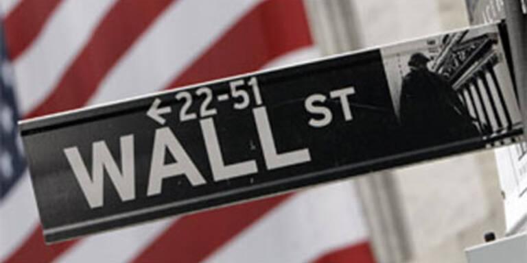 Wall Street kämpfte sich ins Plus zurück