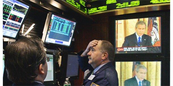 Volkswirte erwarten für 2007 US-Zinssenkung