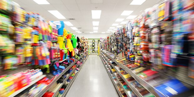 Teenager lebte versteckt in Supermarkt