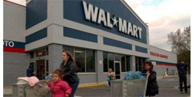 Wal-Mart weist Wahlbeeinflussungs-Vorwürfe zurück