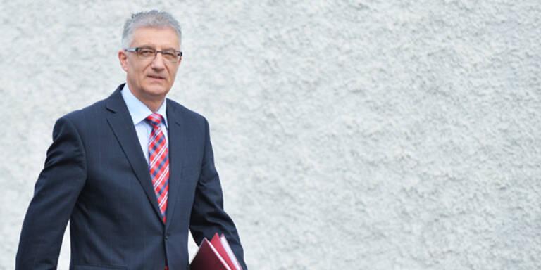 Landeschef Steidl will mehr Geld von SPÖ