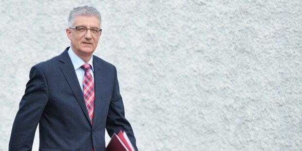 Walter Steidl neuer Salzburger SPÖ-Chef
