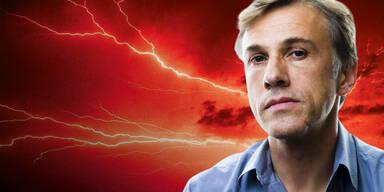 Christoph Waltz: Wut-Attacke auf Corona-Leugner